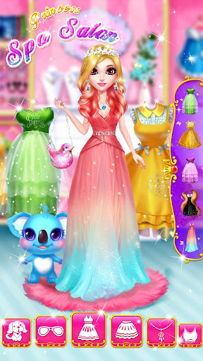 Princess Beauty Salon - Birthday Party Makeup  screenshots 13