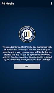 P1 Mobile - náhled