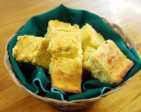 Cornbread (sweet) Recipe