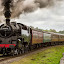 80072 NYMR by Martin Tyson - Transportation Trains ( 70-200 f4, 7d, 80072, transport, track, nymr, train, steam )