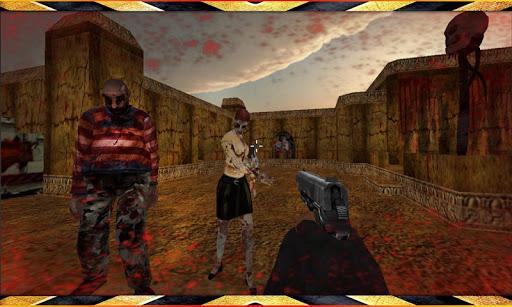 Scary Death Shooter  screenshots 4