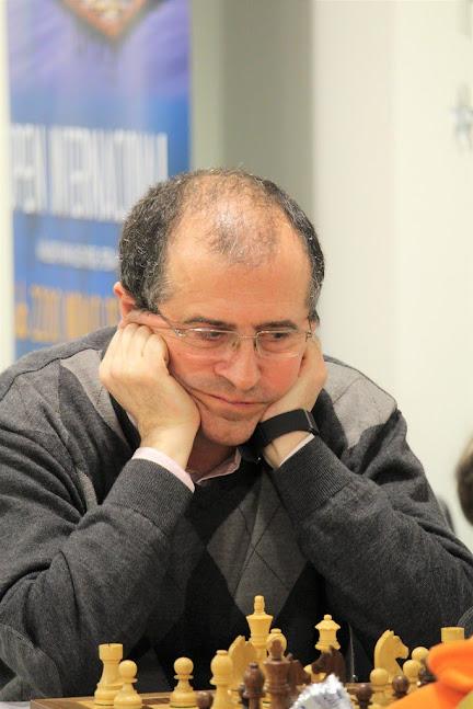Antonio Galiano 7º en el Open Indalo Almeria 2018