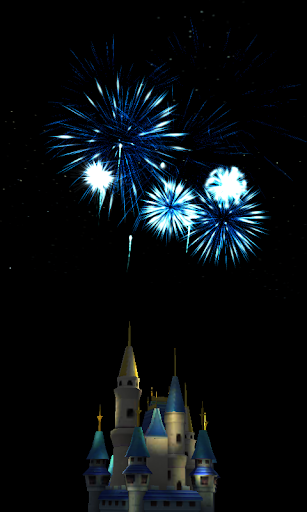 Fireworks 3D Live Wallpaper