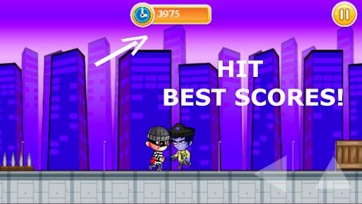 Robber Run u2013 Cops and Robbers: Police Chasing Game 2.8 screenshots 5
