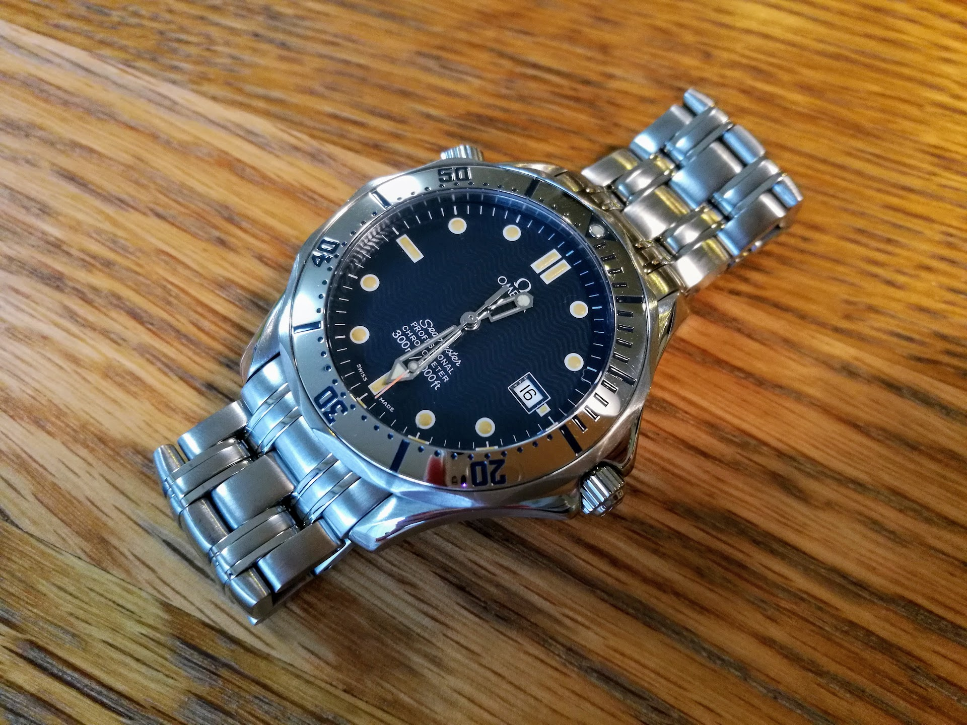 omega seamaster 2532.80