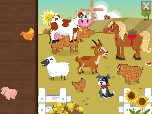 Animal Jigsaw Puzzle Toddlers 3.5 screenshots 10