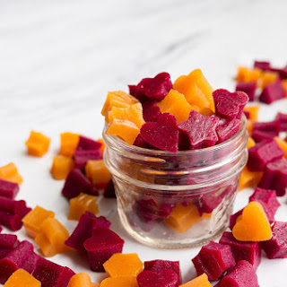 Healthy Homemade Fruit Snacks (with veggies!).