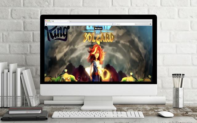 Game Theme: Legend Solgard