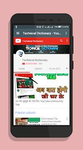 Technical Dictionary - náhled
