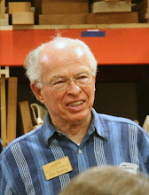 Photo: MCW Founder, first President, and current Treasurer Phil Brown was honored twice this month by AAW.  Phil's woodturning career was nicely detailed as one of 30 individuals who have been in AAW for the last 30 years.  A feature article on Phil also appeared in the April issue of American Woodturner.  Thank you, Phil, for all you've done for woodturning in general, and for MCW in particular.