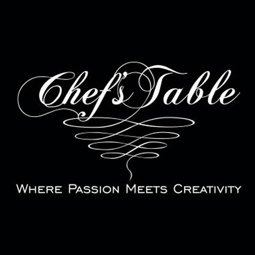 CHEFS TABLE 商業 App LOGO-APP試玩