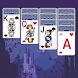 テーマソリティア:カードゲームもしてタワーも飾り!