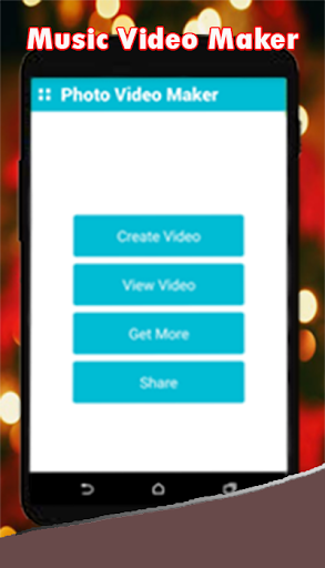 Photo Video Maker with Music 3.5 screenshots 5