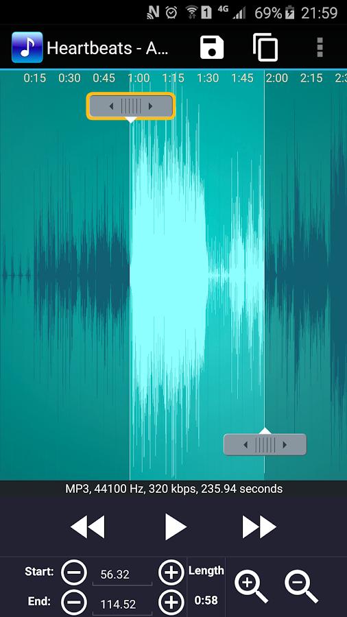 Ringtone Maker - screenshot