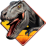Dinosaur Hunter Strike 3D Icon