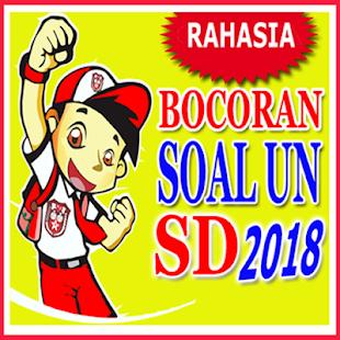 Bocoran Soal UN SD 2018 (Rahasia) - náhled