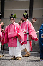 """Photo: This photo appeared in an article on my blog on May 19, 2013. この写真は5月19日ブログの記事に載りました。 """"Kyoto's Aoi Matsuri Festival, #2"""" http://regex.info/blog/2013-05-19/2259"""