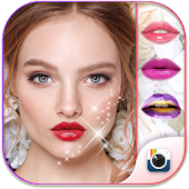 (FREE) Z CAMERA LIPS STICKER
