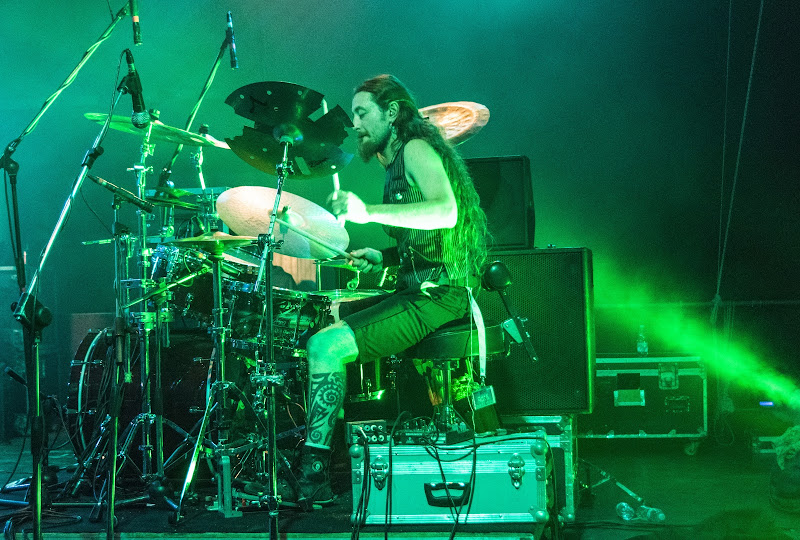 Drummer di Wolfman