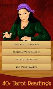 Tarot Card Reading - Love & Future Daily Horoscope 8 8 +