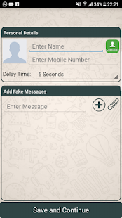 Fake Call - Fake Caller ID Prank - náhled