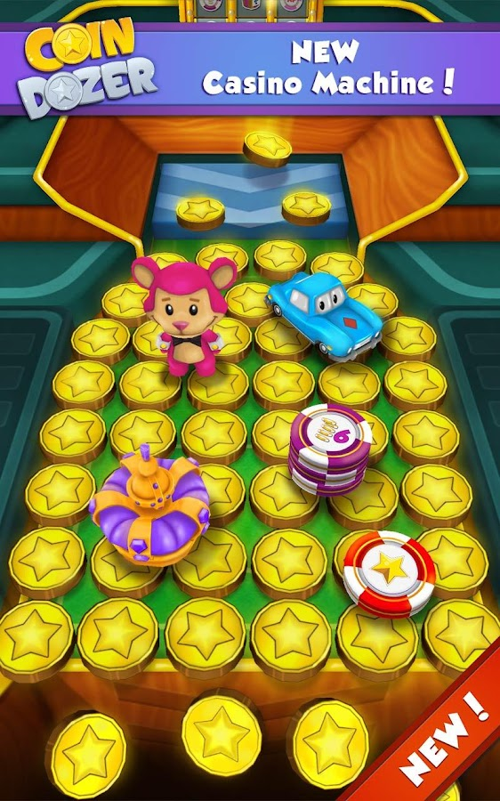 Coin Dozer - Free Prizes! - screenshot