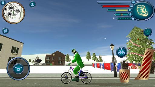 Crime Santa Claus Rope Hero Vice Simulator 1.0 Cheat screenshots 4