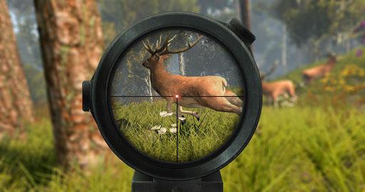 Deer Hunting 2020 - Animal Sniper Shooting Game 1.0 screenshots 1