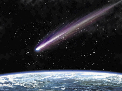Asteroid 2013 ET could have wiped out a large city. File photo.