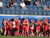 Les Red Flames disposent de la Thaïlande, pour le dernier match d'Aline Zeler