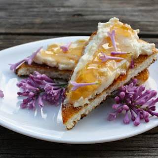 Old Fashioned Lilac Jelly.