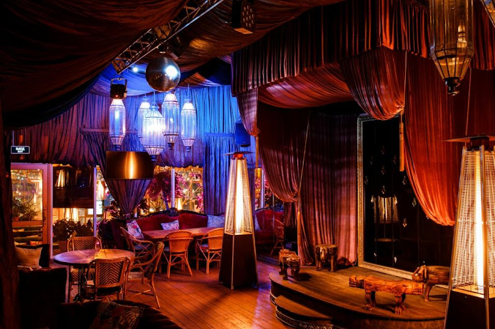Фото №2 зала Karaoke Lounge