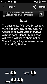 Pocket Big Brother - Season 19