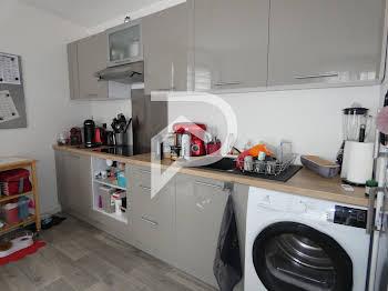 Appartement 2 pièces 46,34 m2