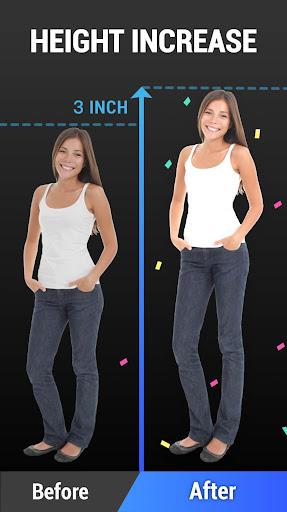 Height Increase - Increase Height Workout, Taller screenshot 3