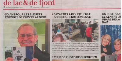 50 ans pour les bleuets enrobés de chocolat noir
