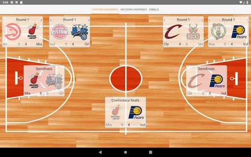 NBA Predictor 1.04 screenshots 8