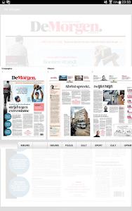 De Morgen digitale krant screenshot 11