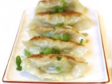 Gyoza Recipe (Japanese Pan-Fried Dumplings)