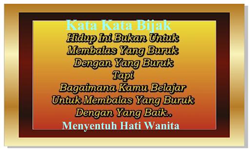 Kata Kata Mutiara Menyentuh Hati Wanita For Pc Windows 7 8 10 And Mac Apk 1 0 Free Books Reference Apps For Android