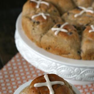 Hot Cross Buns {gluten-free, dairy-free}