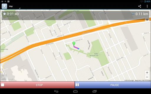 JogTracker 1.0.4 screenshot 14