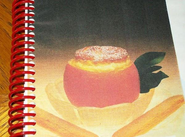 Individual Orange Souffles Recipe
