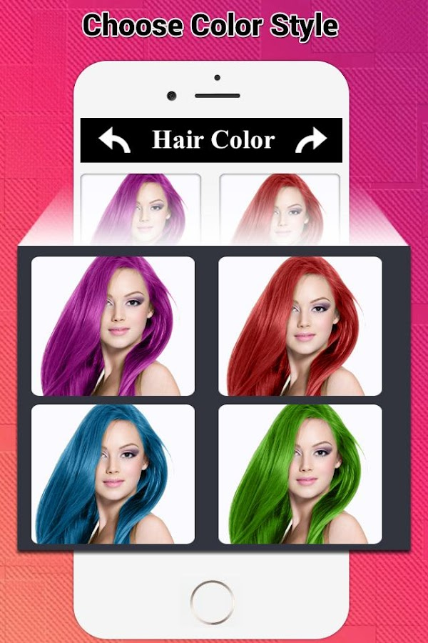 Hair Color Changer  Android Apps On Google Play