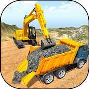 Game Crane Excavator Builder Road APK for Windows Phone