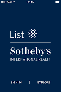 LIST Sothebys Vacation Rentals- screenshot thumbnail