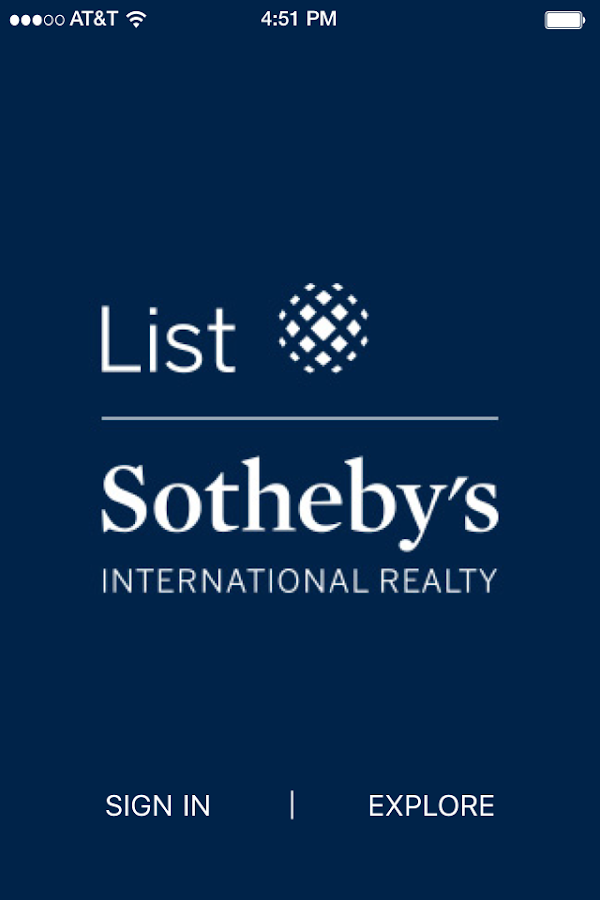 LIST Sothebys Vacation Rentals- screenshot