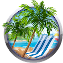 Summer Live Wallpaper and Tamagotchi Pet icon