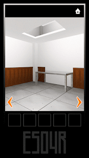 ES04R - room escape game -- screenshot thumbnail