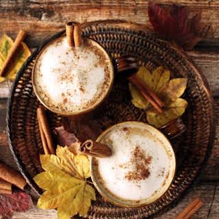 Maple Cinnamon Latte.